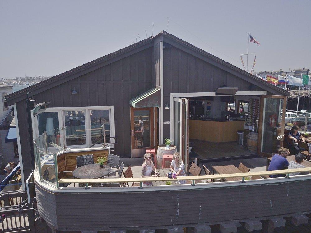 Stearns Wharf - Deep Sea Winery