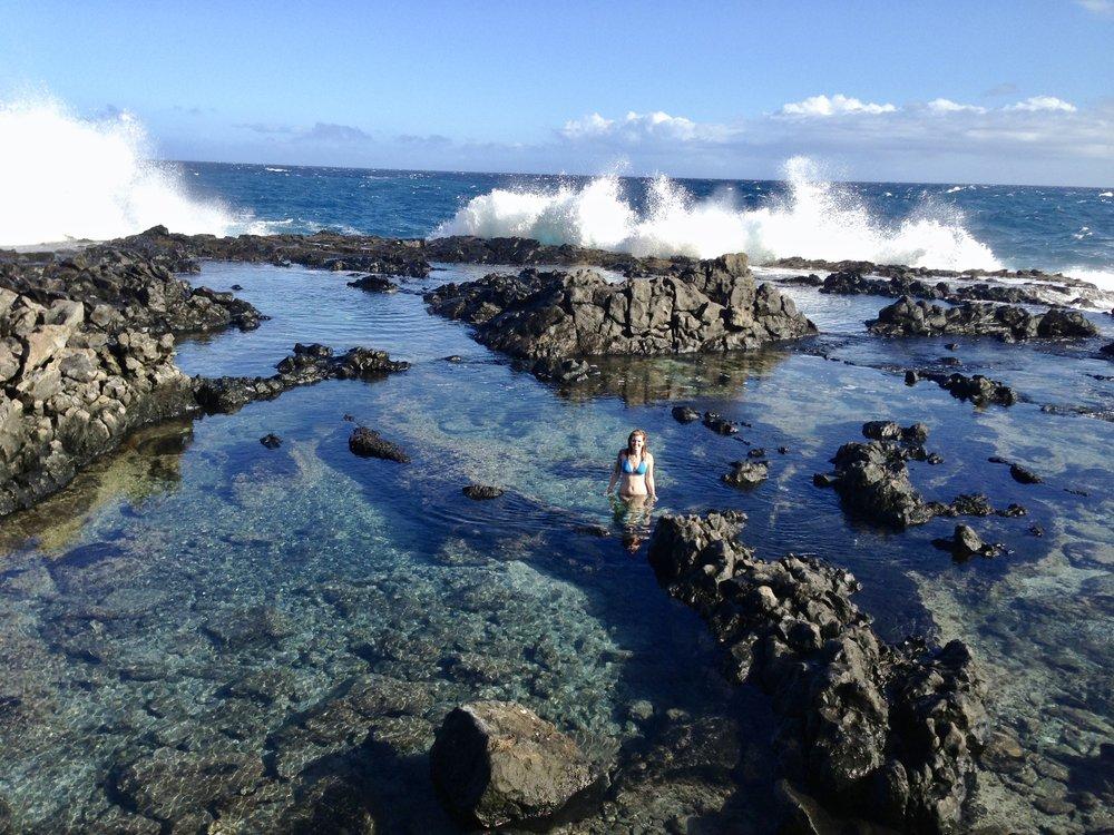 Makapu'u Lighthouse Trail Tidepools Oahu