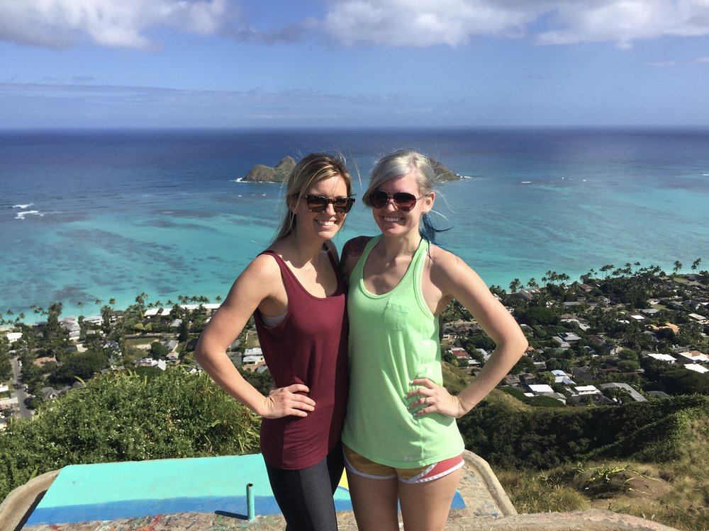 Lanikai Pillbox Hike Oahu