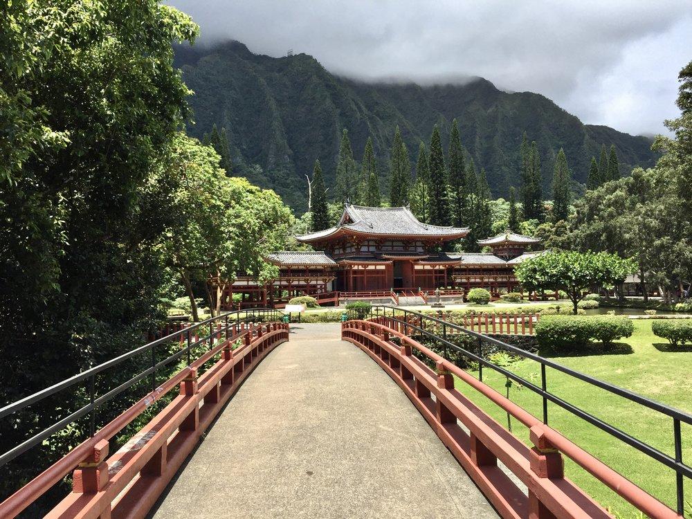 Byodo-in-Temple Oahu
