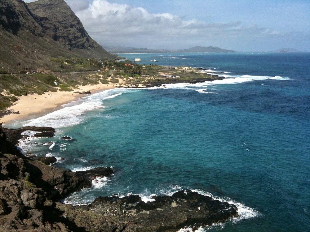 Makapu'u lookout Oahu