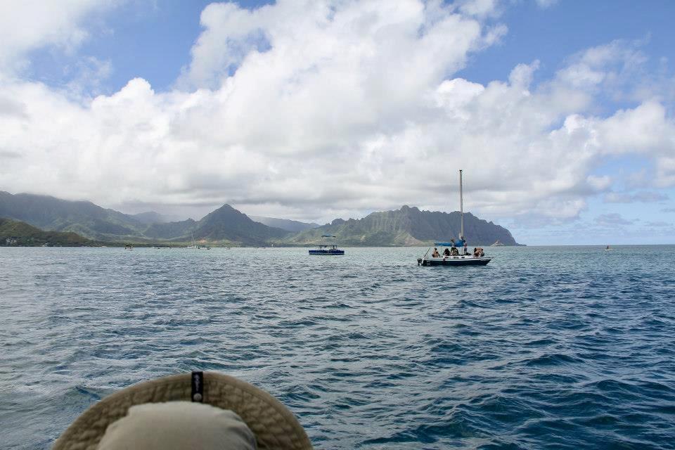 Kaneohe Sandbar Oahu
