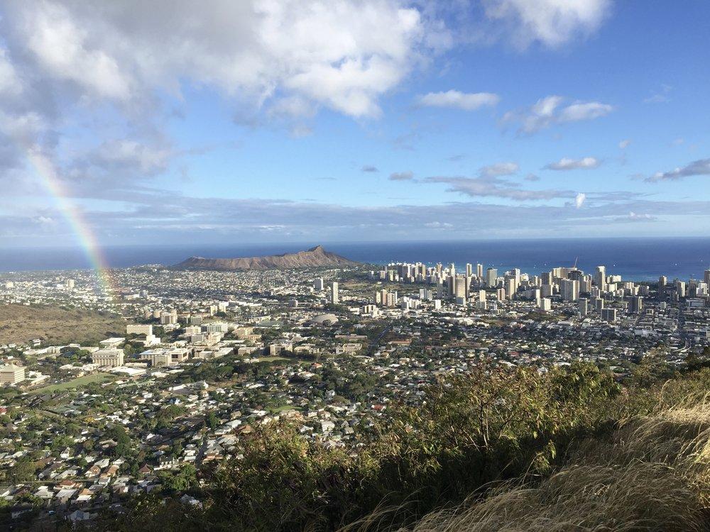 Tantalus Lookout Oahu