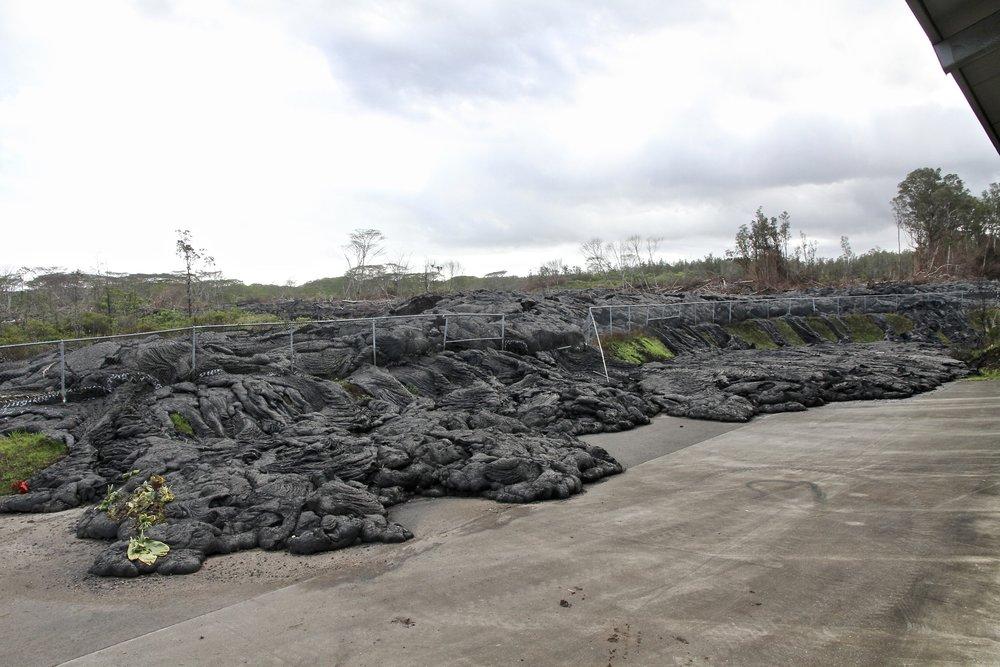 Lava Big Island Hawaii