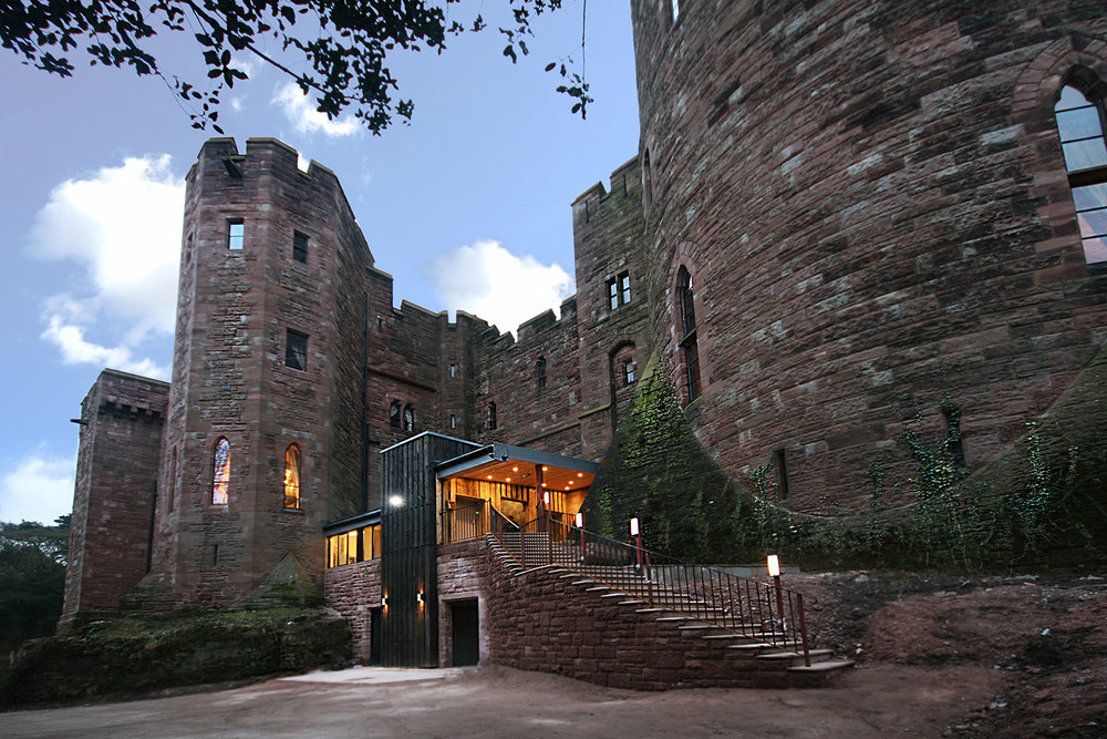 Peckforton Castle - Phase 1