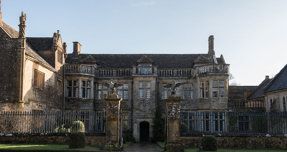 Mapperton House and Gardens