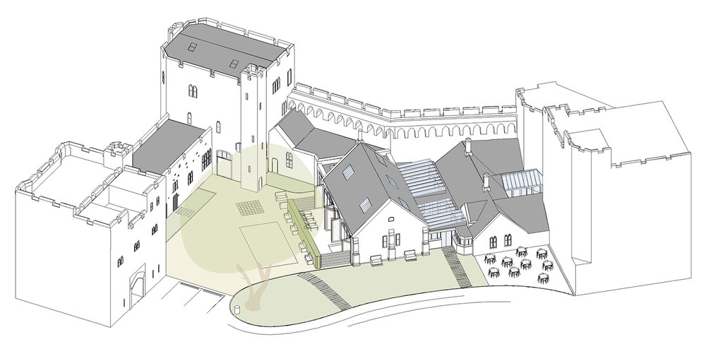 Peckforton Castle - Phase 2