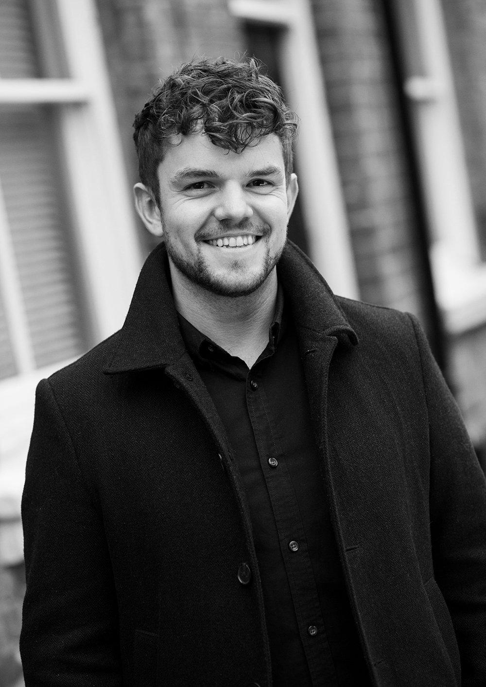 Adam Richardson<br>Project Architect