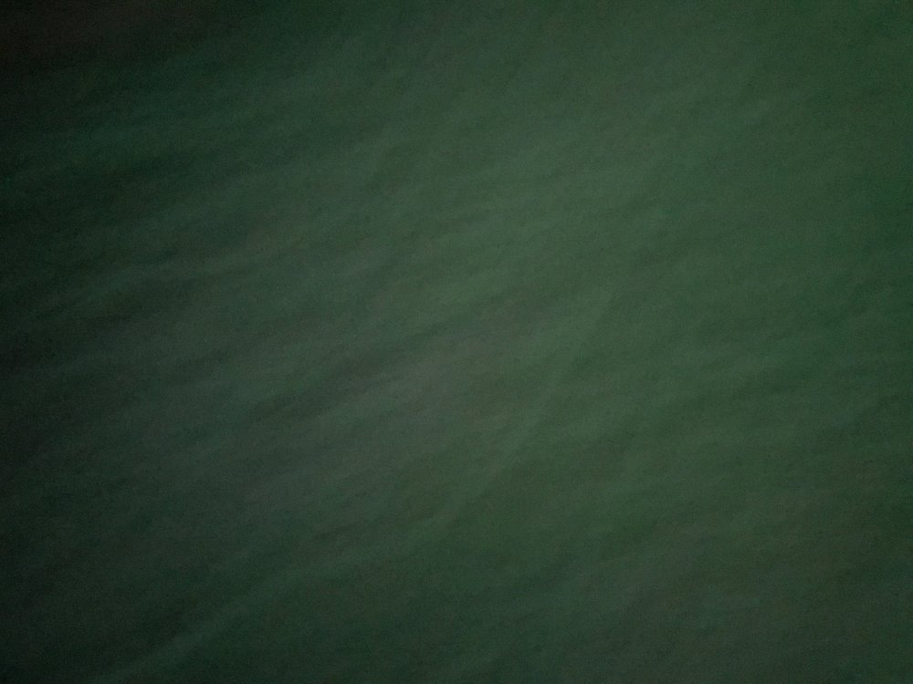 PRO TIP - Don't wait until 11PM to set up your tent when you've never set it up before... accidental photo of the side of the tent taken when holding my phone in my mouth as a torch....also remember to bring an actual torch.