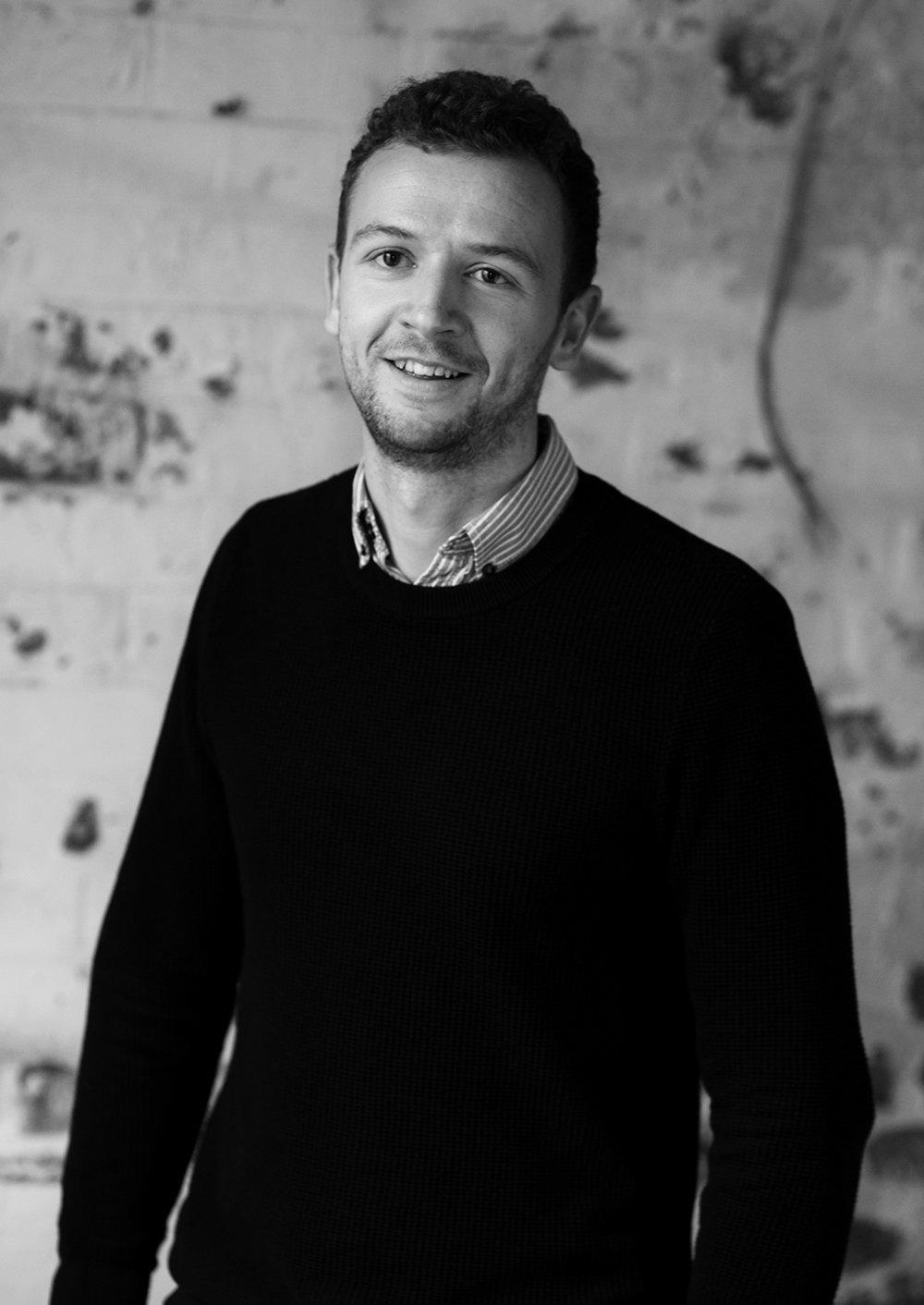 Liam Marsden - Pt II Architectural Assistant