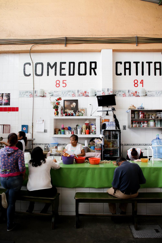 Comedor. Oaxaca,México