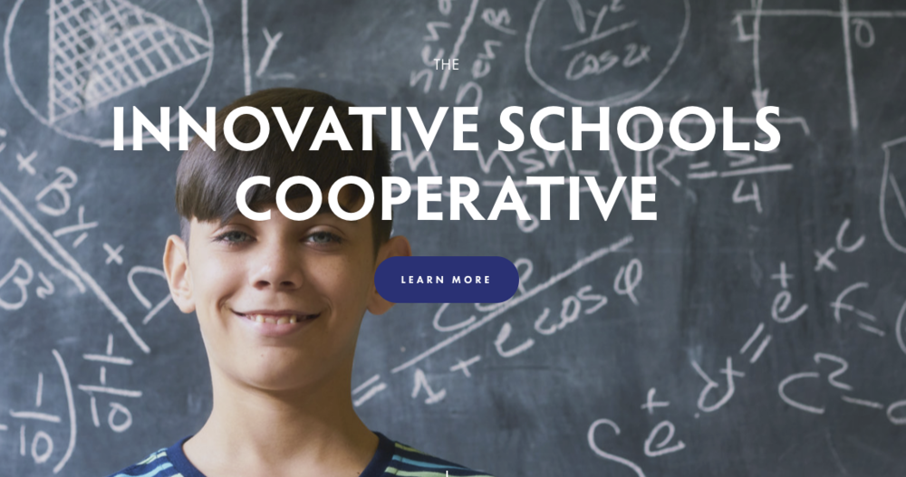 For more:    www.theinnovativeschools.com
