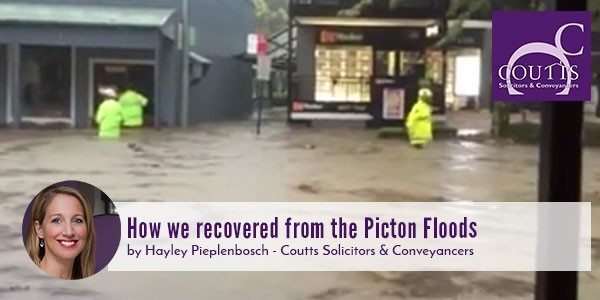 Picton Flood Recovery