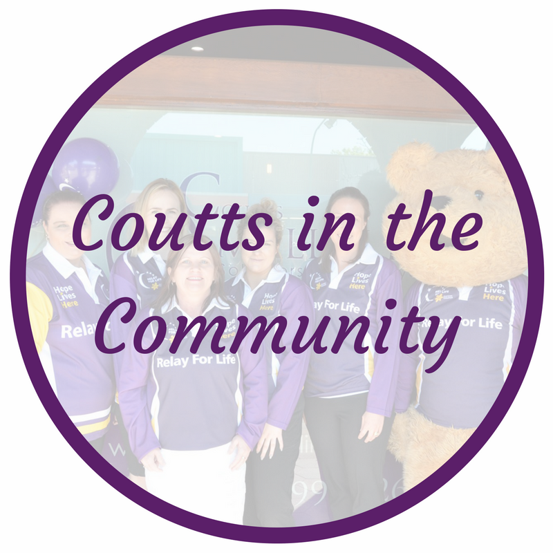 Coutts in the Community