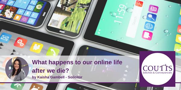 Online Life After We Die