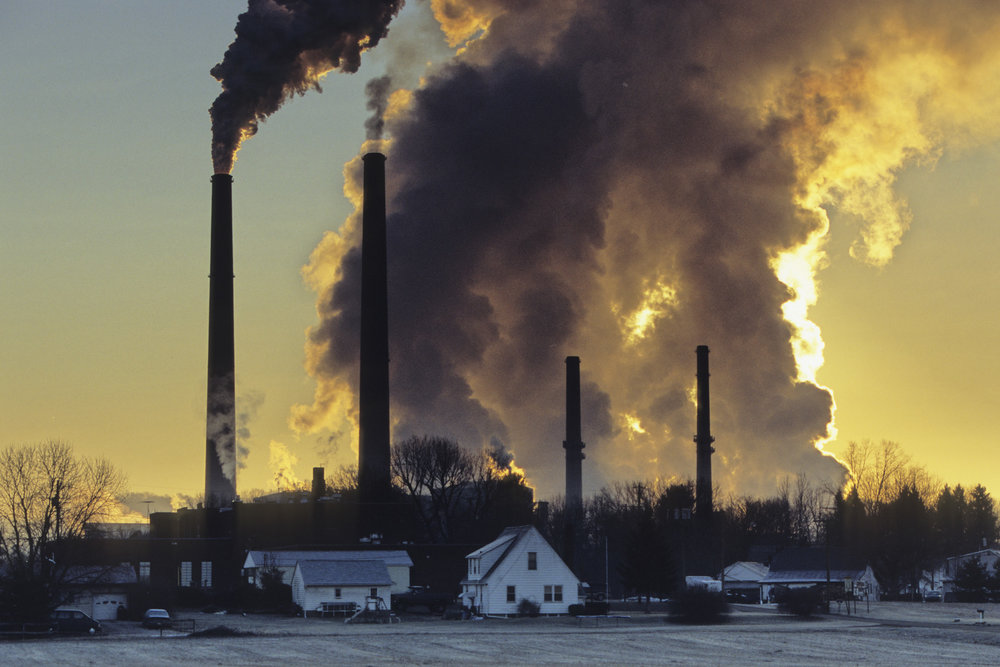 Power Plant, Conesville, Ohio