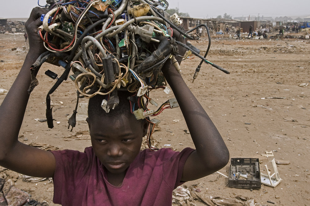 Boy, Ghana