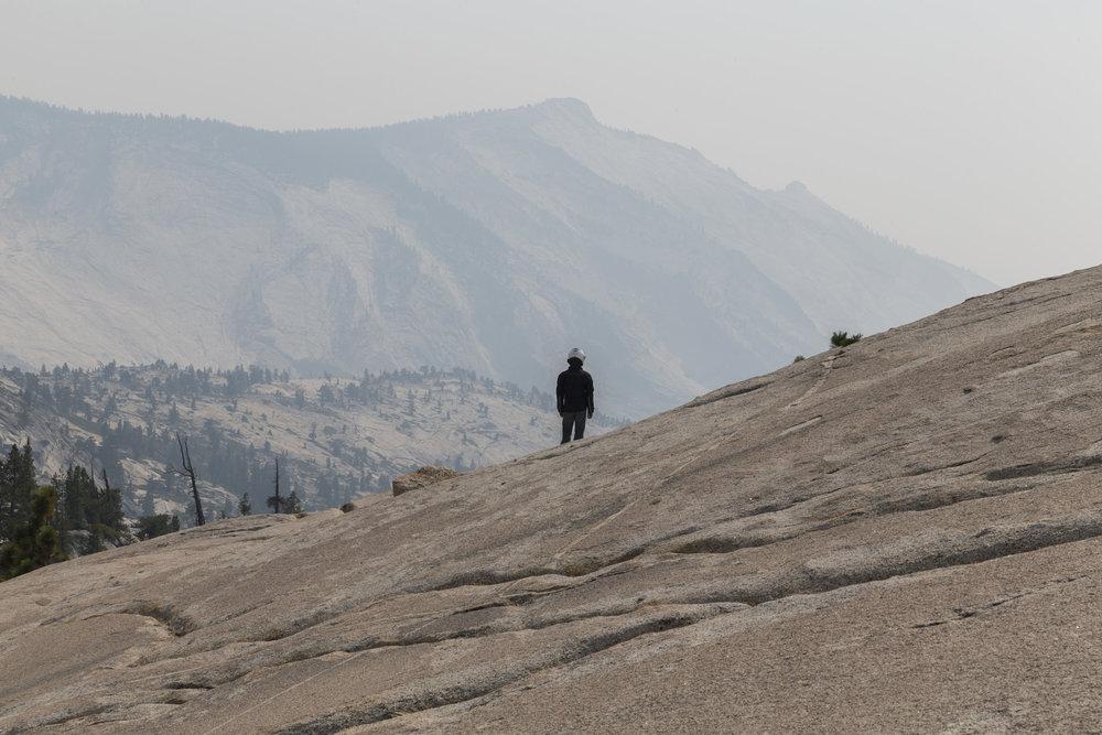Haze, Yosemite