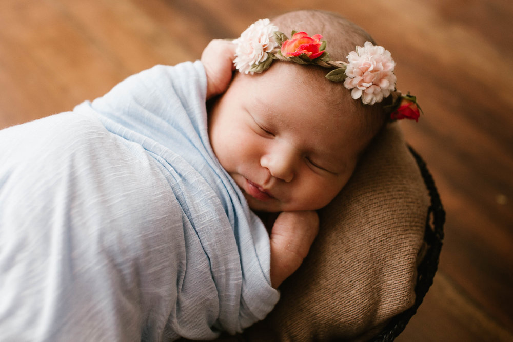 Fresh 48 + Newborn - -Session can take place at birth hospital or in the comfort of your home.Collections start at $300