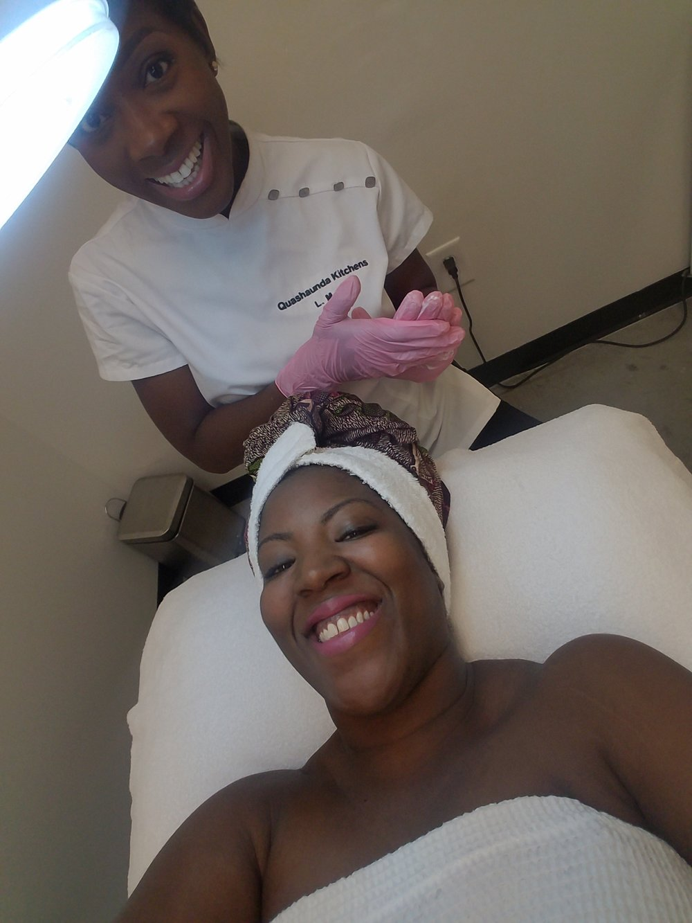 Before the Magic - Complexions Skincare and Beauty Consultation