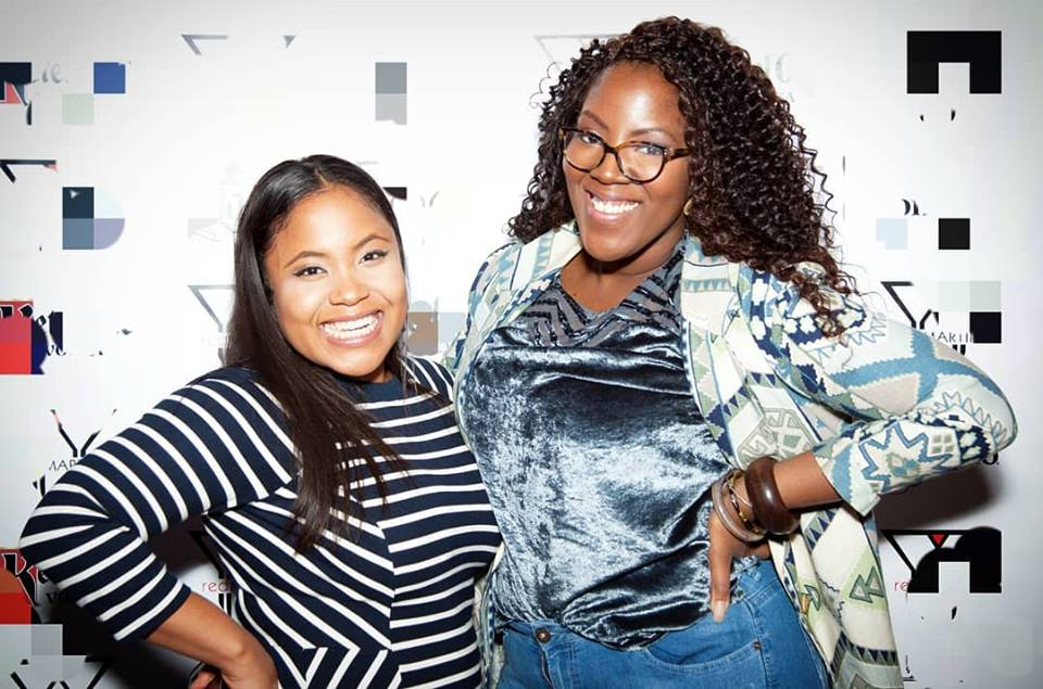 With BGC's co-founder! Thanks for having me! photocred: http://www.sherettadanielle.com