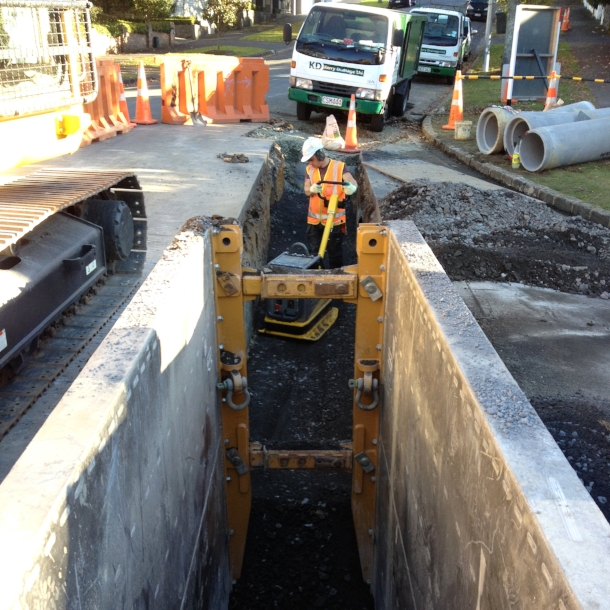 Entrican Ave stormwater upgrade meets successful completion | Morphum Environmental