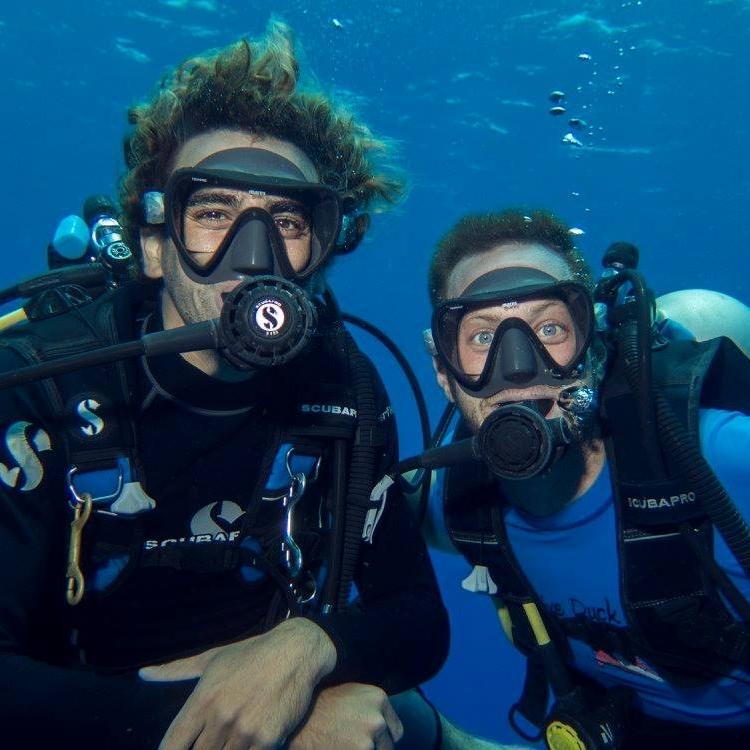 Dive Certification Course Menu Inside Under Dive Travel