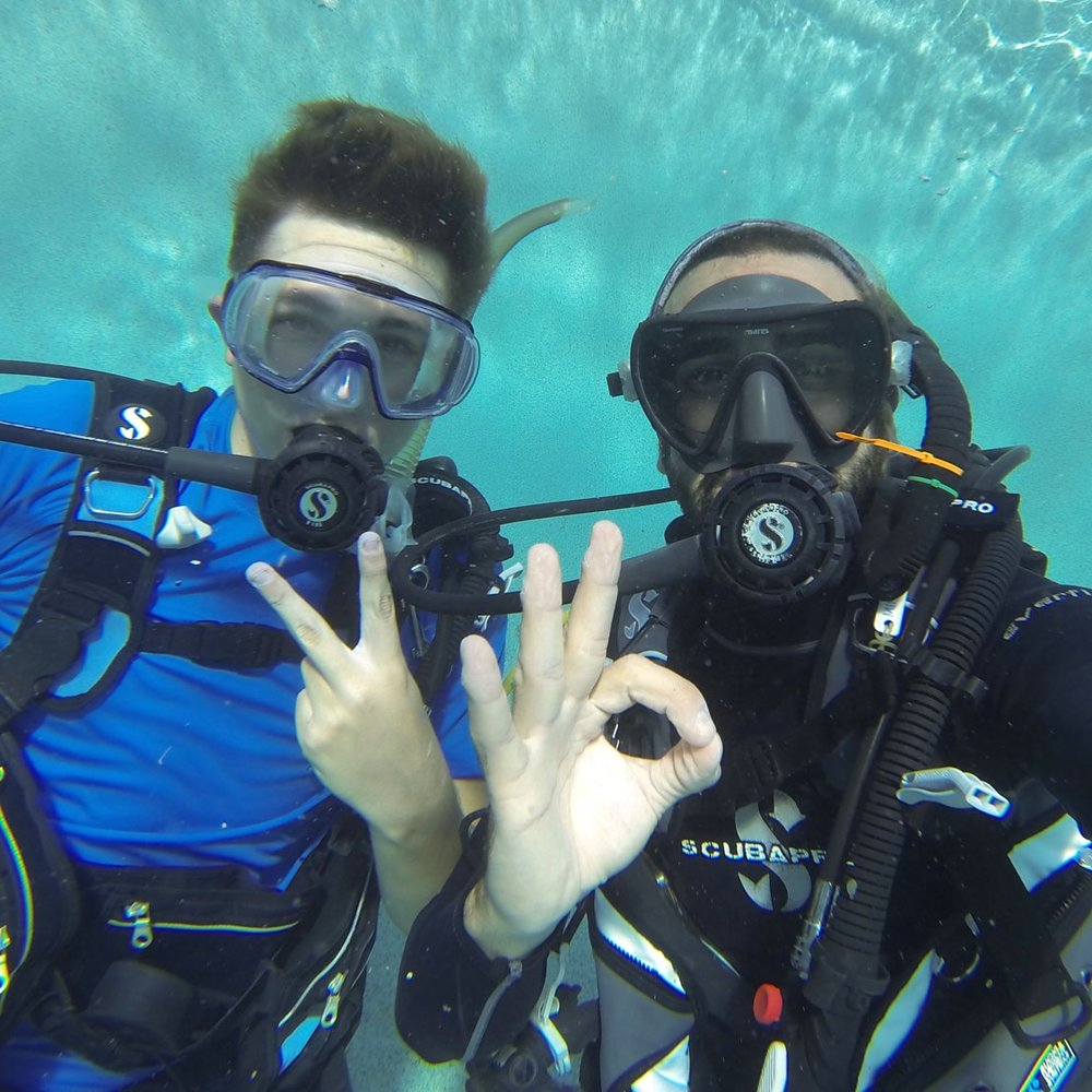 The best way to see if you like diving is to give it a try. The Discover SCUBA Diving program allows you to do just that without committing to the full certification course.