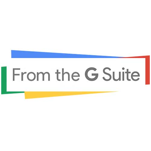 a set of intelligent apps for business by Google Cloud