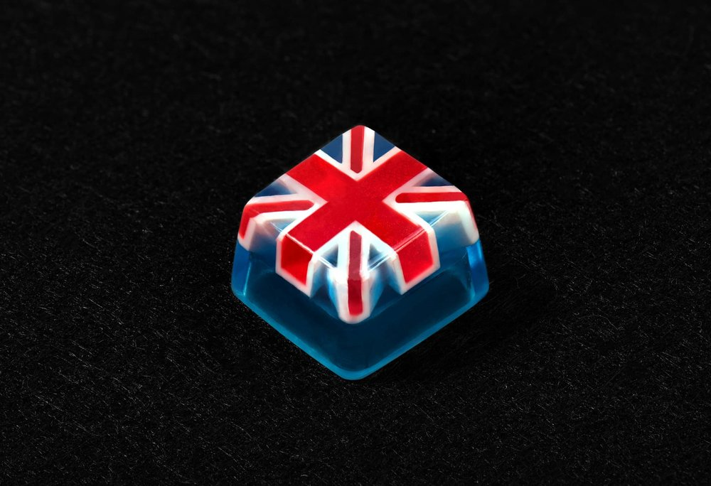 United Kingdom Flag keycap