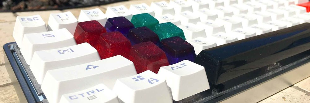 JellyKey Gamer Kit - By fdajj