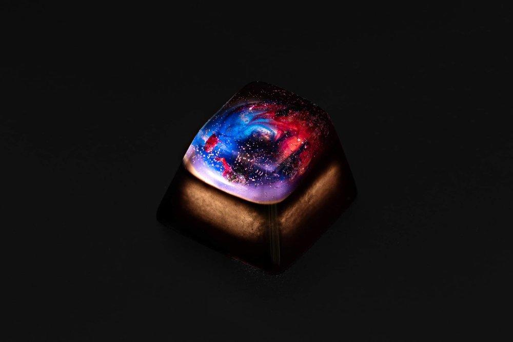 Nebula Fragment keycap series -10.jpg