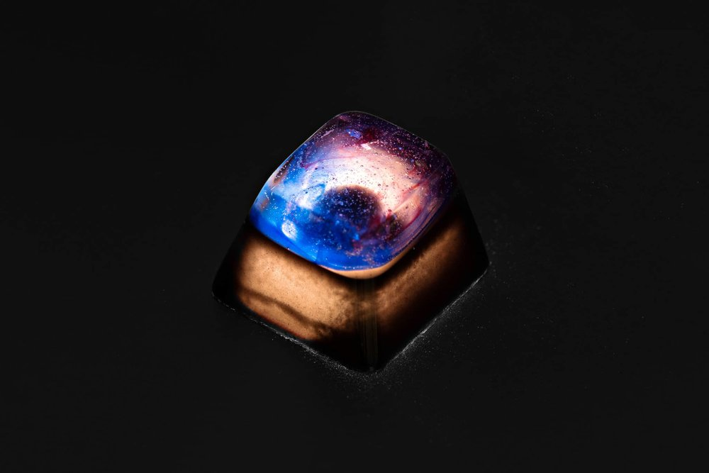 Nebula Fragment keycap series -7.jpg