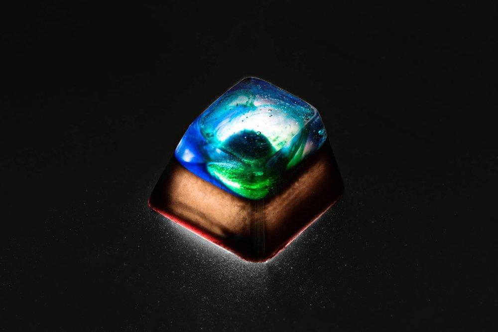 Nebula Fragment keycap series -8.jpg