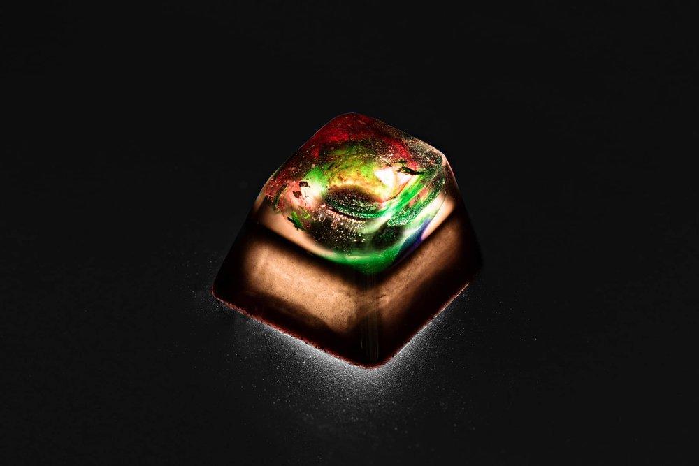 Nebula Fragment keycap series -9.jpg