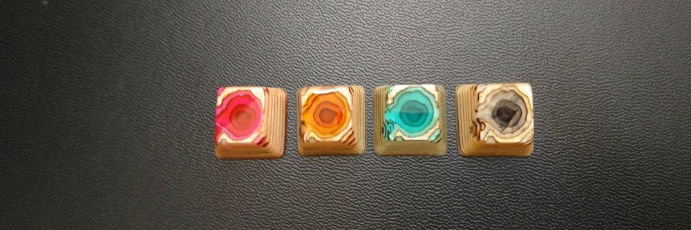 My very first Jelly Keys finally arrive - By WFabian
