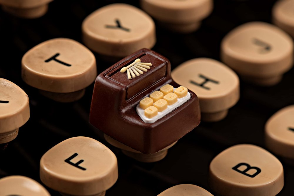 Jelly Key - Artisan keycap typewriter cherry mx 015.jpg