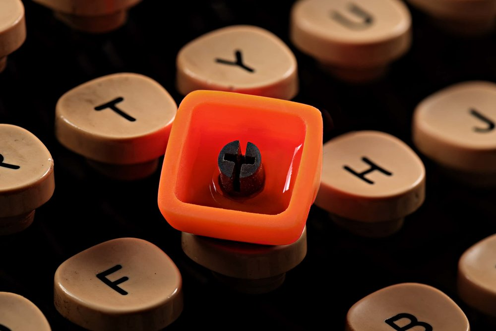 Jelly Key - Artisan keycap typewriter cherry mx new stem 006.jpg