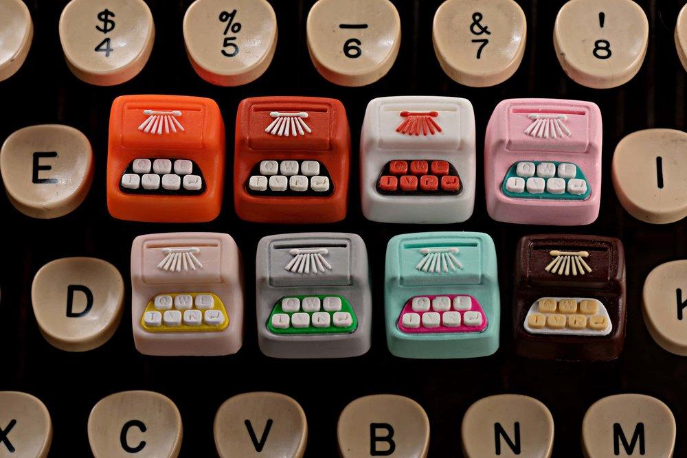 Jelly Key - Artisan keycap typewriter cherry mx 025.jpg
