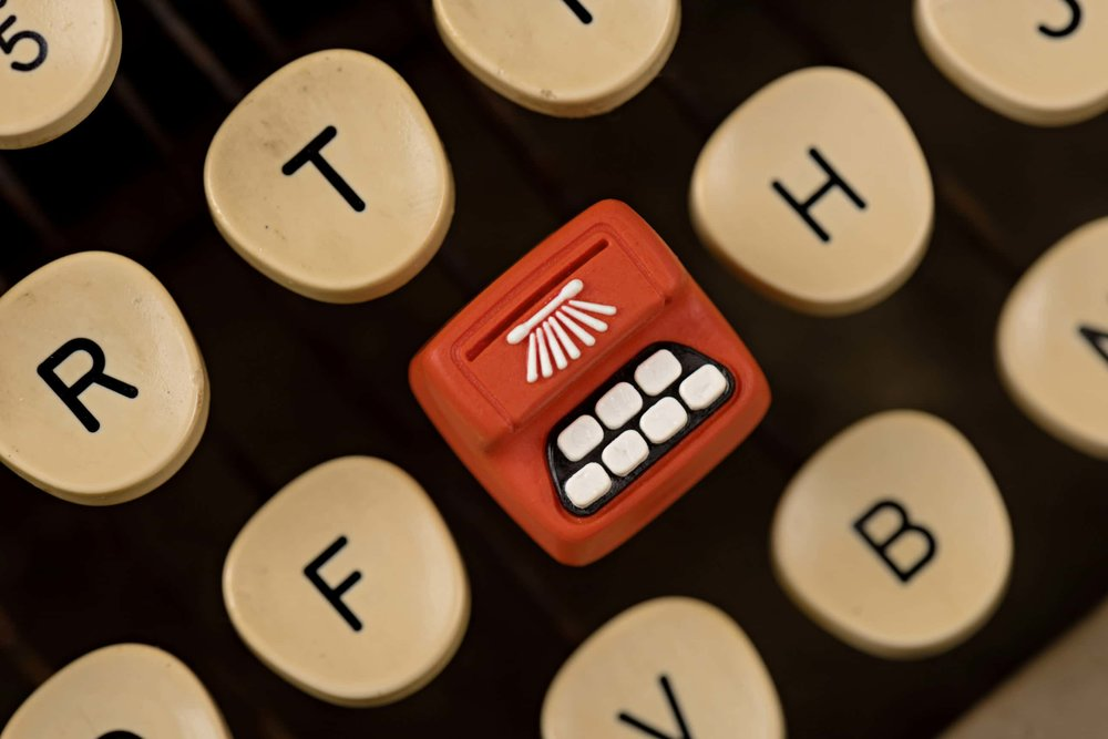 Jelly Key - Artisan keycap typewriter cherry mx 022.jpg
