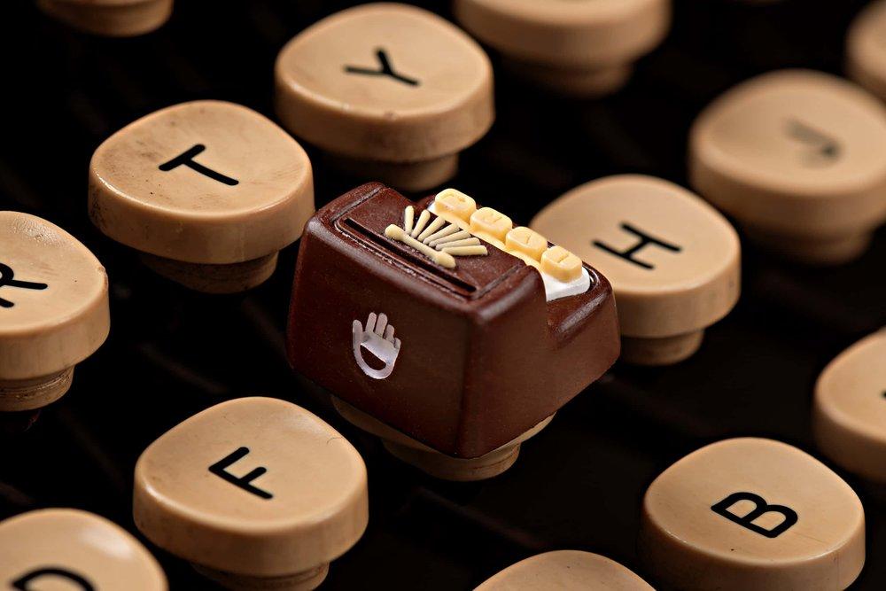 Jelly Key - Artisan keycap typewriter cherry mx 016.jpg