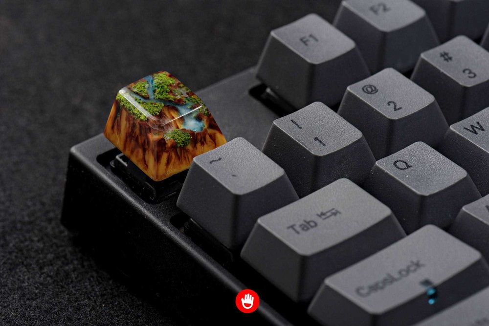 Jelly Key artisan keycap - Natural collection 056.jpg