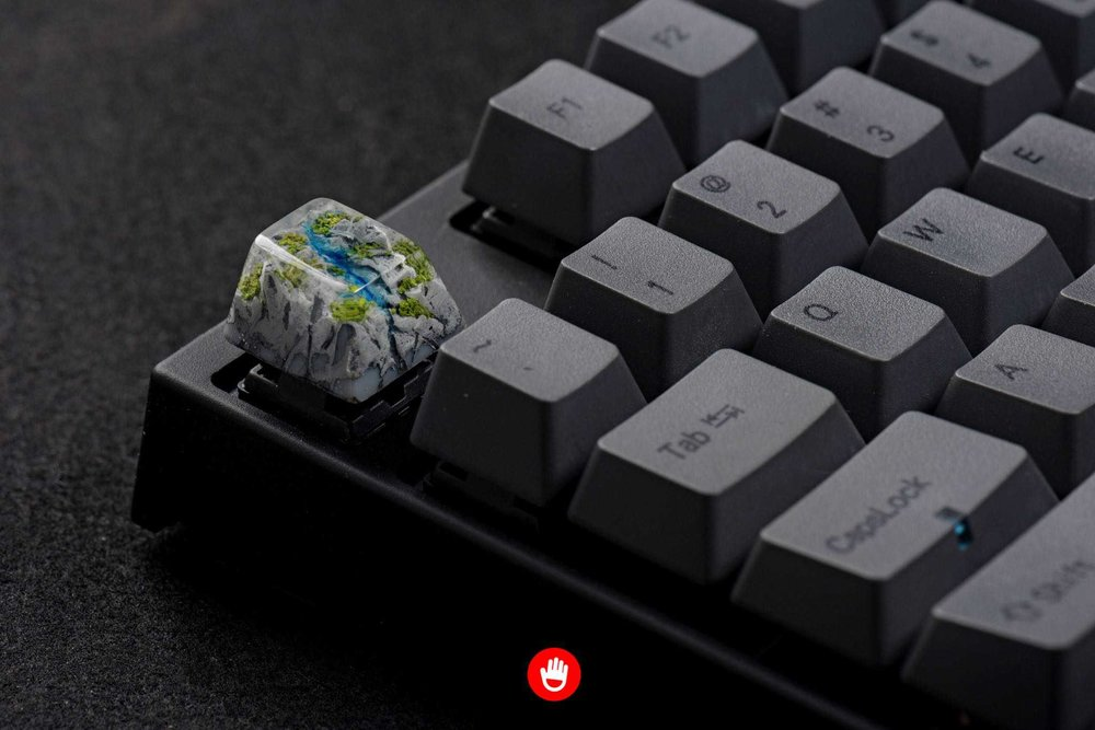 Jelly Key artisan keycap - Natural collection 045.jpg