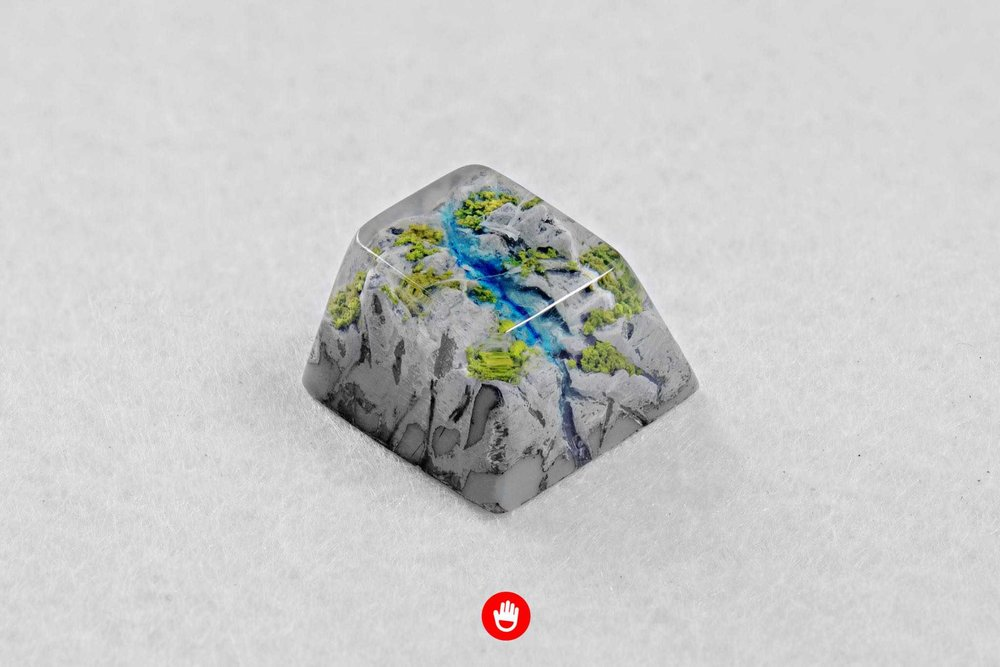 Jelly Key artisan keycap - Natural collection 013.jpg