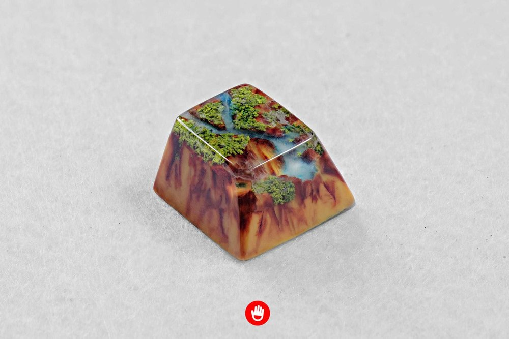 Jelly Key artisan keycap - Natural collection 010.jpg
