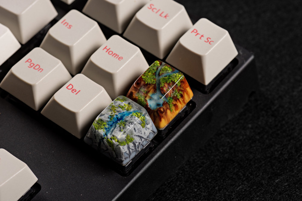 Jelly Key artisan keycap - Natural collection 035.jpg
