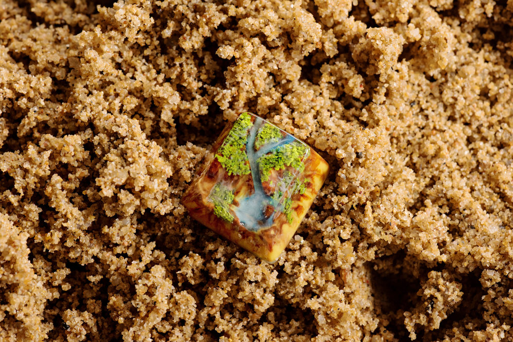Jelly Key artisan keycap - Natural collection 029.jpg