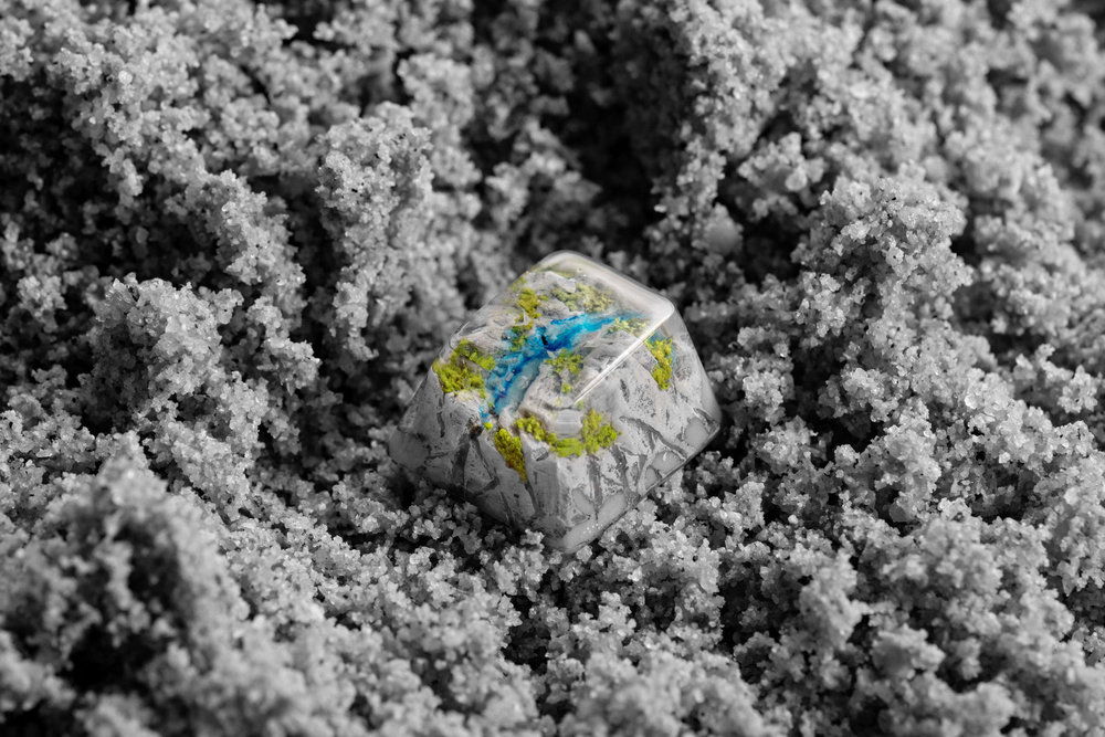 Jelly Key artisan keycap - Natural collection 025.jpg