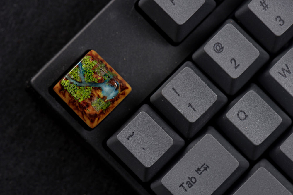 Jelly Key artisan keycap - Natural collection 055.jpg