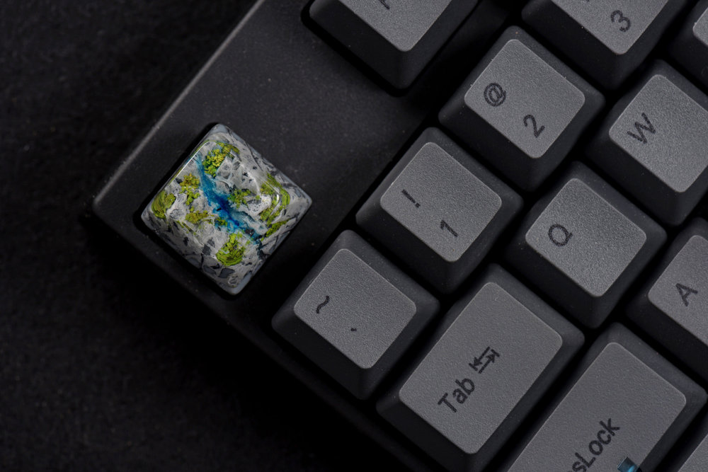 Jelly Key artisan keycap - Natural collection 047.jpg